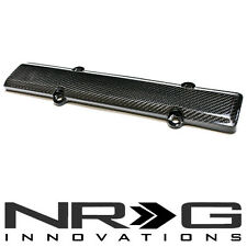 NRG Carbon Fiber Engine Spark Plug Cover - B18 B16 B-Series EG EK DC2 - Carbon 8