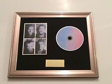PERSONALLY SIGNED/AUTOGRAPHED DURAN DURAN - PAPER GODS FRAMED CD PRESENTATION.