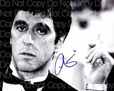 Scarface signed Al Pacino 8X10 photo picture poster autograph RP 2