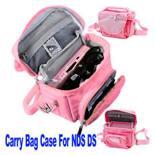 Protective Carry Pouch Bag Case For Nintendo 3DS DS LITE DSi With Shoulder Strap