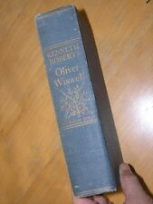 Book , Oliver Wiswell , Kenneth Roberts Doubleday Doran 1940 1st Ed 2nd Printing