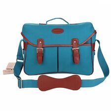 Koolertron Vintage Canvas DSLR SLR Camera Bag Insert Case Shoulder Messager Bag