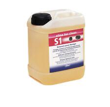 elma tec clean S1 für Bunt- und Eisenmetalle, schwach Saurer Reiniger, 2,5 Ltr.