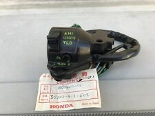 Interruttore Sx - Switch Assy LH - Honda CB400 Twin NOS: 35200-413-602