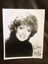 Mary Hart ~ 8x10 Hand Signed Autograph, Entertainment Tonight, Miss South Dakota