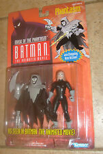 "Batman Mask of the Phantasm PHANTASM Animated Movie 4"" Figure MOSC Kenner 1993"