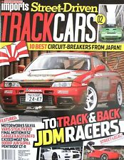 Performance Imports Street-Driven Track Cars Magazine No 2 - Bulk Discount Avail