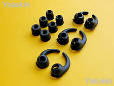 12pcs (BMF-BSTB) Memory Foam and Stabilizer Eartips for Jaybird X2 Headphones