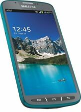 Samsung Galaxy S4 Active SGH-I537 - 16GB - Dive Blue (AT&T) Smartphone