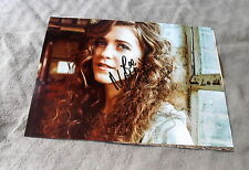 Rae Morris *Singer- Songwriter BLACKPOOL GB*, original sign. Foto 20x27, sexy