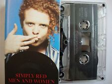Simply Red - Men And Women - Cassette Tape