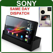Genuine SONY XPERIA Z C6603 DOCKING STATION original smartphone charger charging