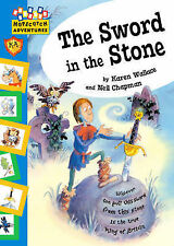 The Sword in the Stone (Hopscotch Adventures: King Arthur Stories)  Very Good Bo