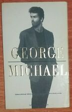 George Michael Bare book autobiography autobiografia libro in italiano RARO