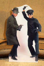 "Green Hornet & Kato 1960's TV Show Tabletop Display Standee 10 1/2"" Tall"