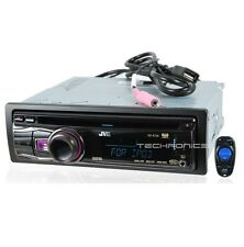 JVC Arsenal KD-A725 INDASH AM FM CD MP3 PANDORA DUAL USB AUX CAR STEREO RECEIVER