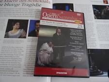 ♥ Die Macht des Schicksals Giuseppe Verdi ♥  Oper DVD und Begleitheft