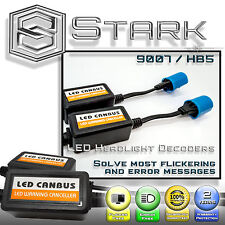 PAIR LED Headlight Canbus Error Free Anti Flickering Resistor Decoder - 9007 HB5