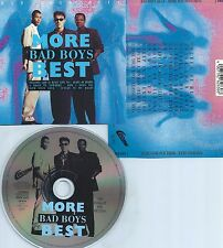 BAD BOYS BLUE-MORE BAD BOYS BEST-1992-GERMANY-CD-MINT-