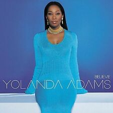 Yolanda Adams - The Experience, Contemp Gospel,   **NEW CD**
