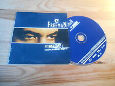 CD Hiphop Freeman - Le Bareme (1 Song) Promo DELABEL cb