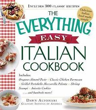 Easy Italian Cookbook : Includes Oregano-Almond Pesto, Classic Chicken...