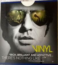 VINYL FY Consideration Promo DVD 2016 HBO, TWO Episodes