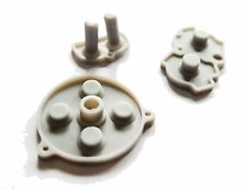 GameBoy Game Boy Advance GBA replacement Silicon Silicone Rubber Dpad buttons UK