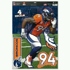 DEMARCUS WARE DENVER BRONCOS Multi-Use Decals 11x17 Just LIKE a Fathead!