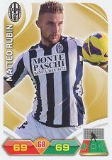MATTEO RUBIN # ITALIA AC.SIENA CARD PANINI ADRENALYN CALCIATORI 2013