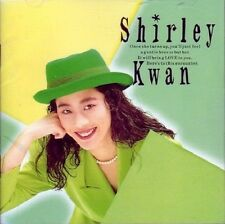 SHIRLEY KWAN - Say Goodbye CD JAPAN 1989