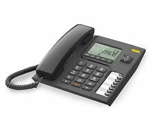 Alcatel T76 Corded Landline Hotel Phone (Black) + BILL