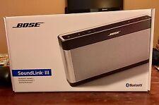 Bose Soundlink III NEW! Never Opened