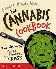 Cannabis Cookbook Tom Pilcher Paperback NEW Book Free UK Shipping