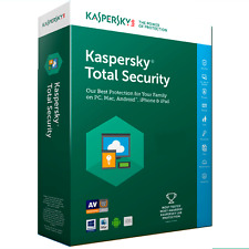 Kaspersky Total Security 2017 3 PC / User / Device / 1 Year Multidevice
