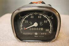 Vintage Suzuki NOS T 10 T10 250 T250 ? Suzuki Speedo Speedometer Gauge NICE !!