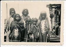 Enfants Arabes c. 1930 - Afrique du Nord Maroc Tunisie - 50