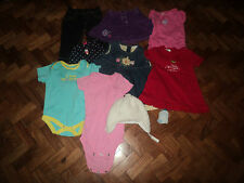#3 Lots of 10 Mix Clothing for 6-12 months baby girl