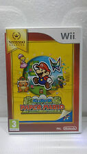 jeu video nintendo wii super mario party nintendo selects complet TBE VF