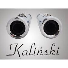 KALINSKI Auspuff Schaldämpfer Harley Davidson Ultra Classic Electra / Road King