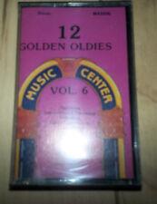 12 Golden Oldies Volume 6 Cassette
