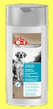 8in1 sensitive Shampoo 250ml f Dog dry and sensitive Fur ml