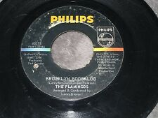 The Flamingos, Since My Baby Put Me Down / Brooklyn Boogaloo