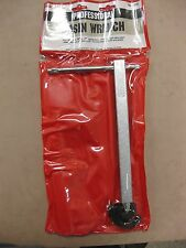 """New Professional Basin Wrench Adjustable From 10"""" To 17"""" Forged Alloy Steel tin5"""