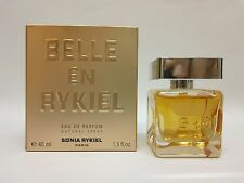 Belle en Rykiel by Sonia Rykiel EDP spray 40 ml New Unsued (DAMAGED PUMP)