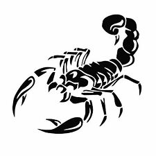 Reflective 3D Scorpion Car Stickers Styling Vinyl Decal Auto Sticker Hot Sell