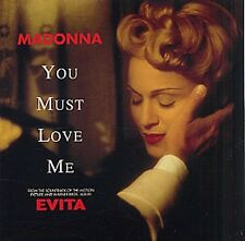 MADONNA - YOU MUST LOVE ME from the warner bros product. - CD ORIGINALE ** USATO
