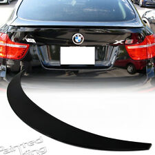 Painted BMW E71 X6 Performance P Type Trunk Spoiler Rear Wing 2008-2014