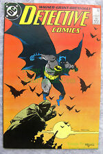 Detective Comics #583 Batman Mike Mignola Cover 1st Scarface Ventriloquist Excel