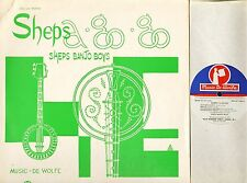 SHEPS BANJO BOYS sheps a go-go DW/LP 3146 uk music de wolfe 1969 LP PS EX/VG